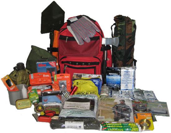 Home Emergency Preparedness Kit
