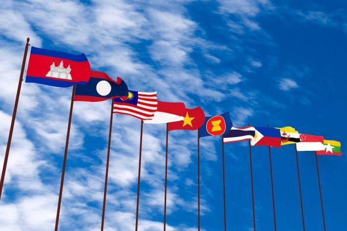 Flags of ASEAN Member States