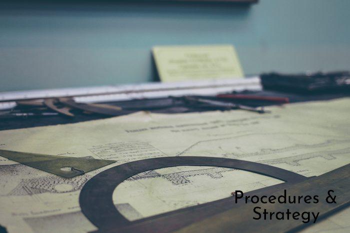 Holistic Security Workflow - Procedures and Strategies